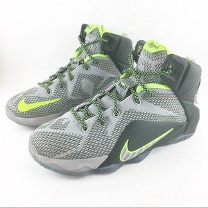 Nike Lebron XII 12 Youth 5Y